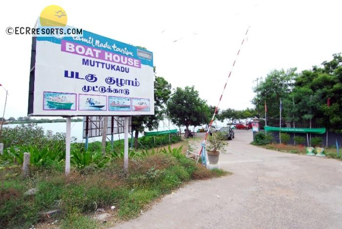 Visit Muttukadu Boat House For Boat Rides On Ecr