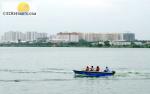 Boat ride at Muttukadu boat house - ECR, Chennai