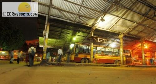 chennai thiruvanmiyur bus stand